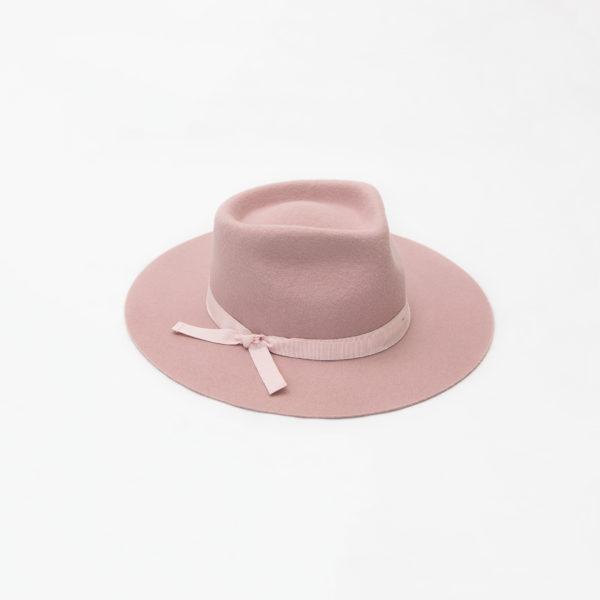 adelaide cappello atome rosa