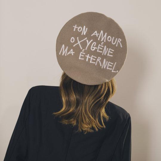 Cappello Éternel atome basco