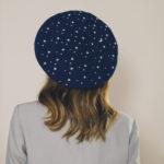 nuit cappello basco atome
